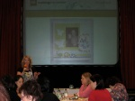 Photo of the Making Memories class at the April 2009 scrapbook convention in Stellenbosch