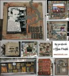 Projects made by Tim Holtz