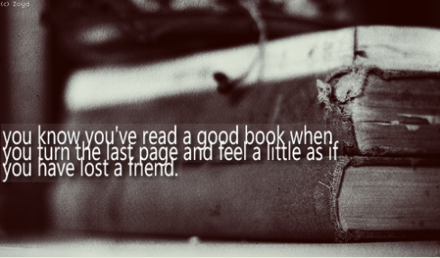 a good book is like a good friend essay