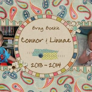 Brag Book cover