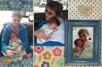 Linnae with granny