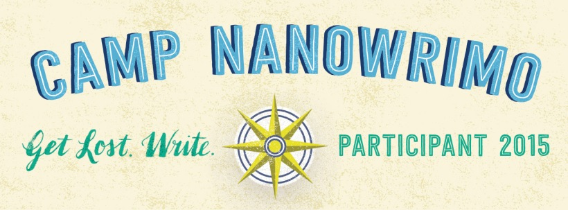 Camp NaNoWriMo Participant 2015 web banner